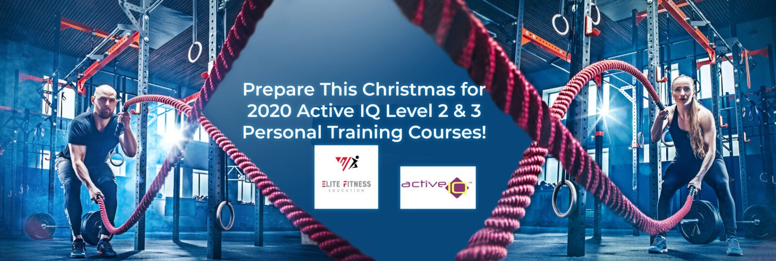 active iq personal trainer courses level 2 and 3